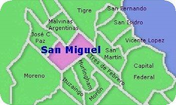 Mapa de la ciudad de buenos aires capital